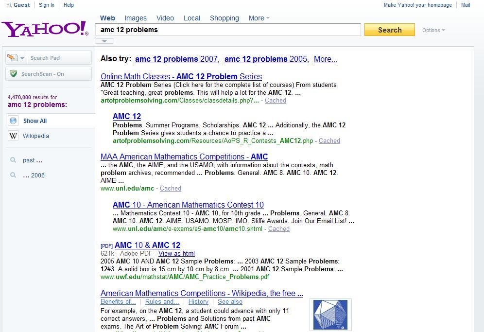 Google and Bing – RogerHub
